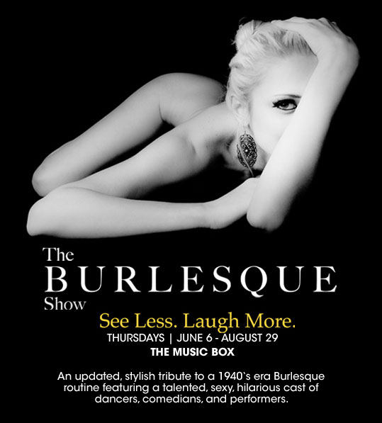 The Burlesque Show at the Borgata Casino